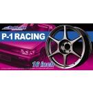 1/24 P-1レーシング 16インチ, , by アオシマ
