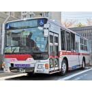 1/80 ワーキングビークル No.5 三菱ふそう MP38エアロスター (東急バス) アオシマ, AOS57261, by アオシマ