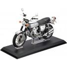 1/12 スカイネット 完成品バイク Honda CB750FOUR(K2) シルバー アオシマ, , by アオシマ