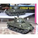 1/48 ミリタリーミニチュアシリーズ No.96 アメリカ戦車 M4A3E8 シャーマン イージーエイト タミヤ, , by タミヤ