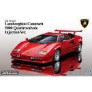 1/24 スーパーカーシリーズ ランボルギーニ カウンタック 5000QV '88 アオシマ, , by アオシマ