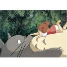 スタジオジブリ となりのトトロ/ トトロのおなかの上で 108ピース エンスカイ, , by エンスカイ