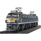 1/45 トレインミュージアムOJ No.7 電気機関車 EF66 後期型 貨物更新機 アオシマ, AOS61831, by アオシマ