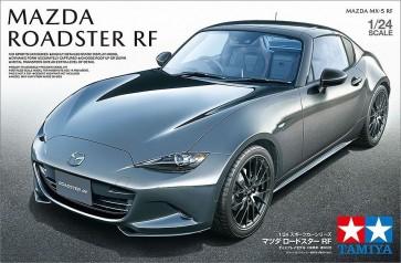 1/24 スポーツカーシリーズ マツダ ロードスター RF タミヤ, TAM43532, by タミヤ