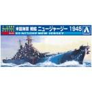 1/2000 ワールドネイビー 2 アメリカ海軍 戦艦 ニュージャージー 1945 アオシマ, , by アオシマ