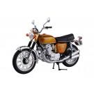スカイネット 1/12 完成品バイク Honda CB750FOUR (K0) キャンディゴールド アオシマ, , by アオシマ