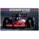 1/20 グランプリシリーズ No.12 ブラバムBT46B スウェーデンGP(ニキ・ラウダ/#3 ジョン・ワトソン) フジミ, , by フジミ