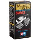タミヤ スプレーワークコンプレッサー用ACアダプター SWA-3 (74529) タミヤ, , by タミヤ