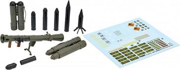 1/12 リトルアーモリー [LA073] 84mm無反動砲M2タイプ トミーテック, TMT15360, by トミーテック