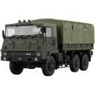 1/35 ミリタリーモデルキット No.2 73式大型トラック(SKW-464) アオシマ, AOS58947, by アオシマ