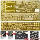 1/700 特シリーズ 日本海軍超弩級戦艦 大和用 エッチングパーツ(w/2ピース25ミリ機銃) フジミ, FUJ33059, by フジミ