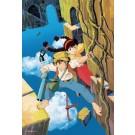 ジグソーパズル 300ピース 天空の城ラピュタ パズーとシータ (26x38cm) エンスカイ, , by エンスカイ