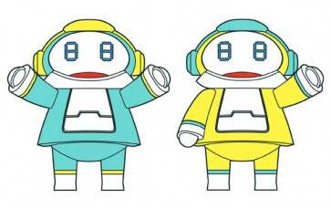 """ちいさなメカトロメイト No.04 ワッペンセット""""うすみどり&れもん"""" ハセガワ, HAS47909, by ハセガワ"""