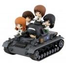 ぺあどっと ガールズ&パンツァー IV号戦車D型エンディングVer. ピットロード, , by ピットロード