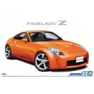 1/24 ザ・モデルカー No.33 ニッサン Z33 フェアレディZ バージョンST 2007 アオシマ, AOS53089, by アオシマ