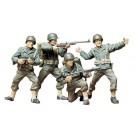 1/35 MM アメリカ歩兵, , by タミヤ