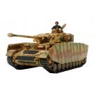 1/48 ドイツ4号戦車H型(後期型), , by タミヤ
