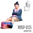 MK2 1/20 JKASP-20S, , by MK2