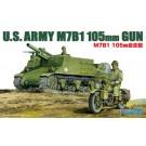 1/76 スペシャルワールドアーマーシリーズ№18 M7B1 105mm自走砲, , by フジミ