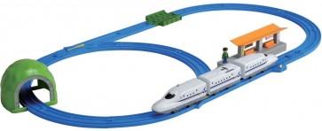 プラレール N700A新幹線ベーシックセット タカラトミー, TAK83045, by タカラトミー