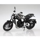 1/12 スカイネット 完成品バイク Honda CB1000R ソードシルバーメタリック アオシマ, , by アオシマ