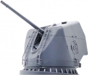 集める装備品シリーズ No.7 護衛艦たかなみ型54口径127mm速射砲 フジミ, FUJ20464, by フジミ
